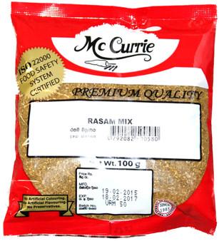 Mc Currie Rasam Mix 100g
