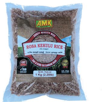 AMK Rosa Kakulu Rice 1kg