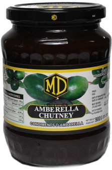 MD Amberella Chutney 900g