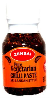 Zensai Vegetarian Chilli Paste 250g