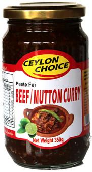 Ceylon Choice Beef/Mutton Curry Paste 350g