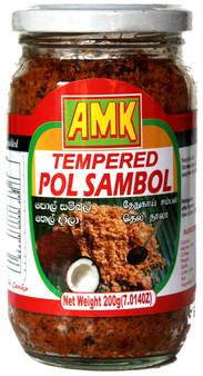 AMK Tempered Coconut Sambol 200g