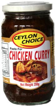 Ceylon Choice Chicken Curry Paste 350g