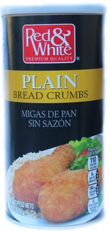Red & White Plain Bread Crumbs 15 OZ (425g)