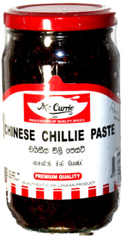 MC Currie Chinese Chilli Paste 300 g