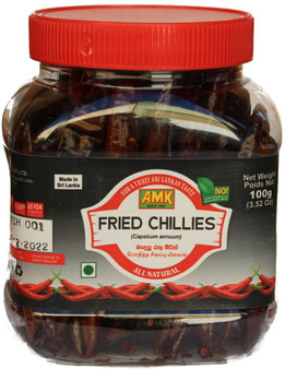 AMK Fried Chilli 100g