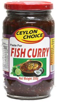 Ceylon Choice Fish Curry Paste 350g
