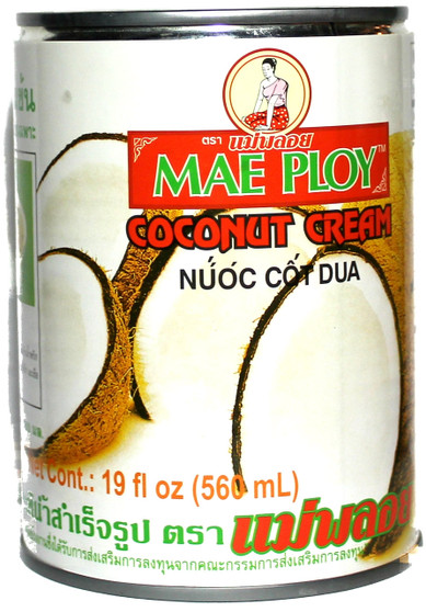 Mae Ploy Coconut Cream 560 ml