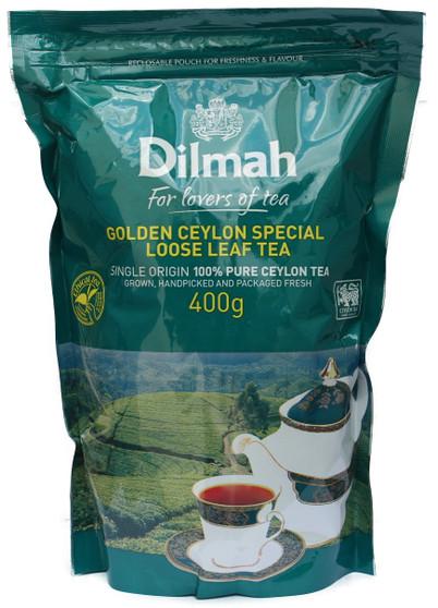 Dilmah Ceylon Loose Leaf Tea 400g