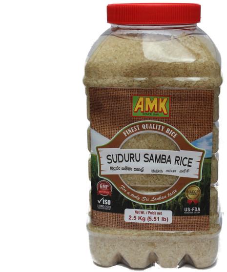 AMK Suduru Samba 2.5kg