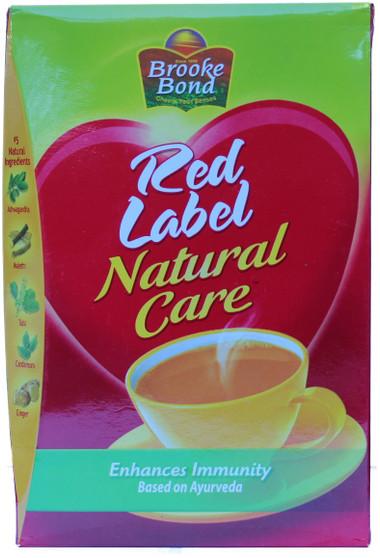Brooke Bond Red Label Natural Care 500g