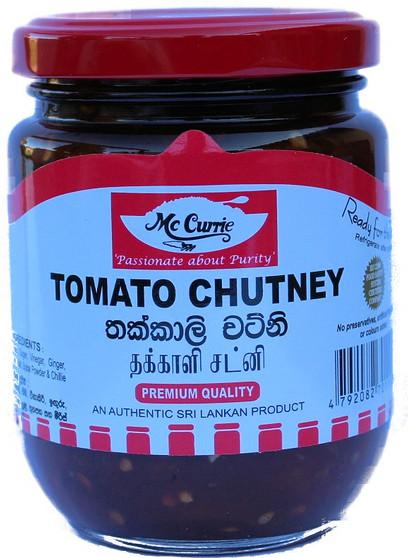 Mc Currie Tomato Chutney 300g