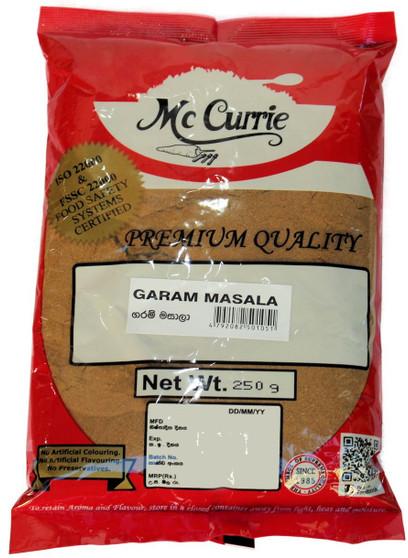 Mc Currie Garam Masala 250g