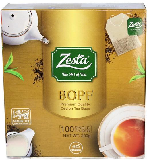 Zesta Premium Quality 100 Tea bags