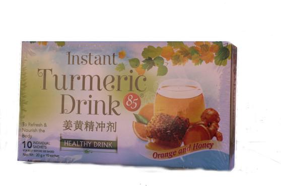 Instant Turmeric Drink 20gx 10 Sachets