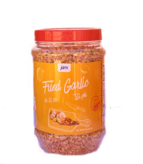 Jans Fried Garlic
