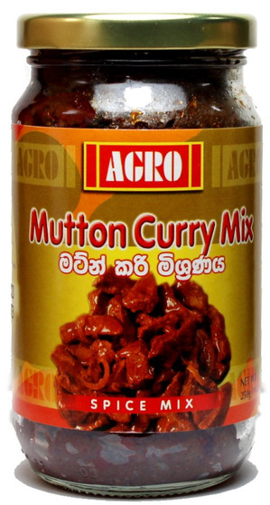 Agro Mutton Curry Mix 375g
