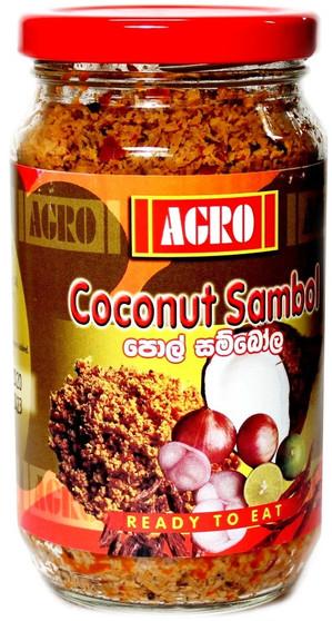 Agro Coconut Sambol 300g