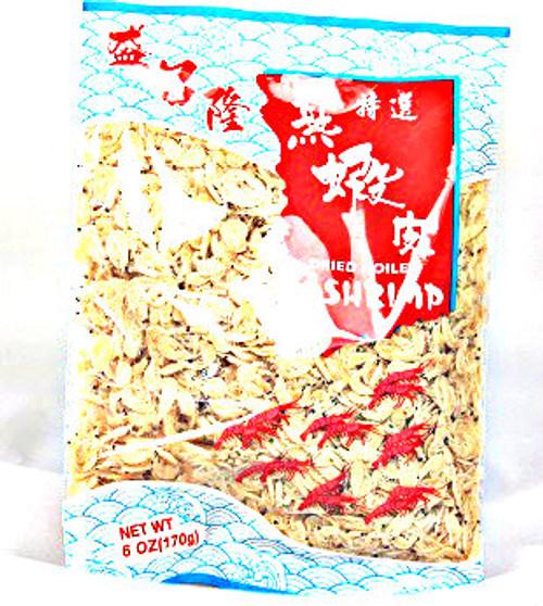 Dried Boiled Shrimp 170g