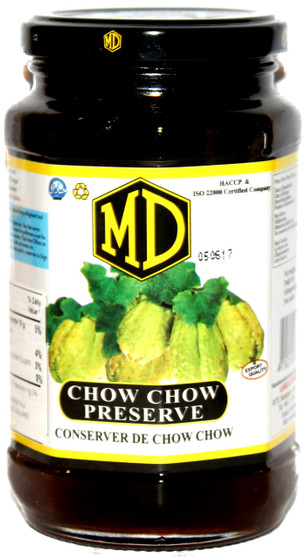 MD Chow Chow Preserve 454g