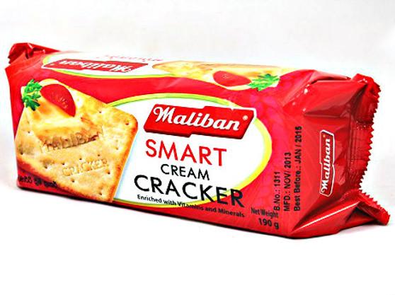 Maliban Cream crackers 190g