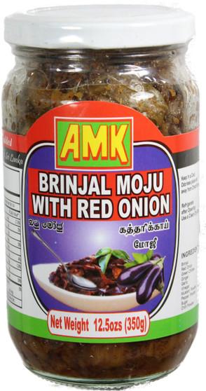 AMK Brinjal Moju With Red Onion 350g