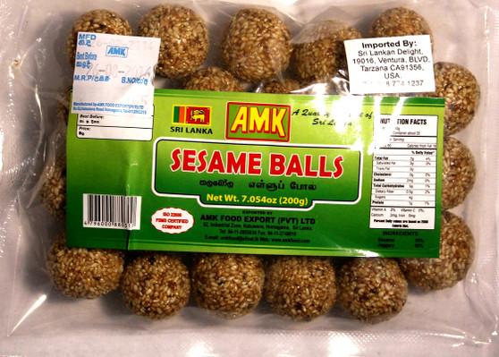 AMK Sesame Balls 200g