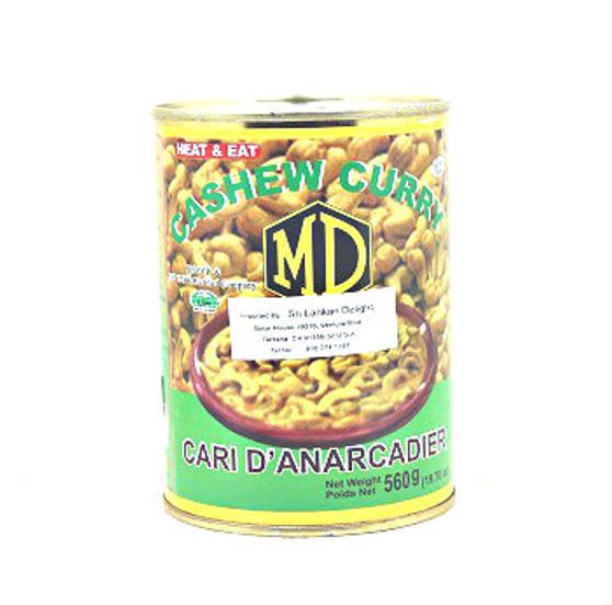 MD Cashew Curry 560g