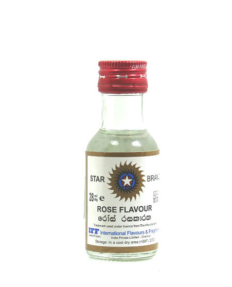 Star Brand Rose Flavour 28ML
