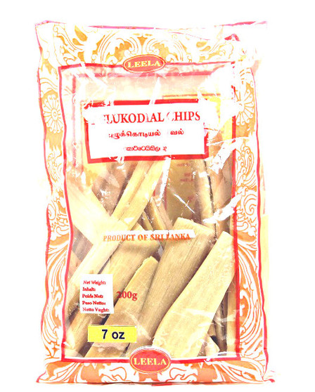 Leela Pulukodial Chips 200g