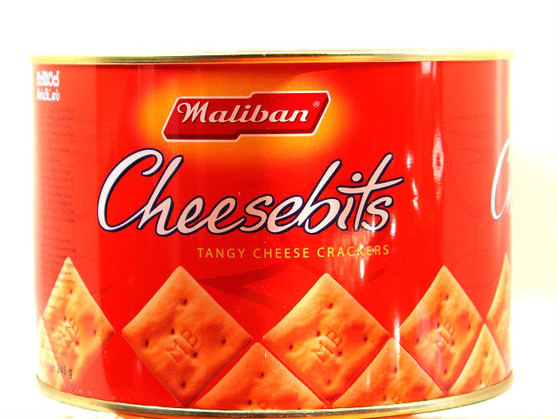 Maliban Cheesebits 245g