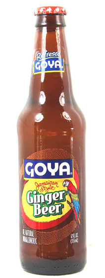 Goya Ginger Beer 355ml