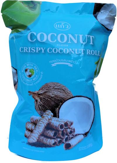Crispy Coconut Roll 100g