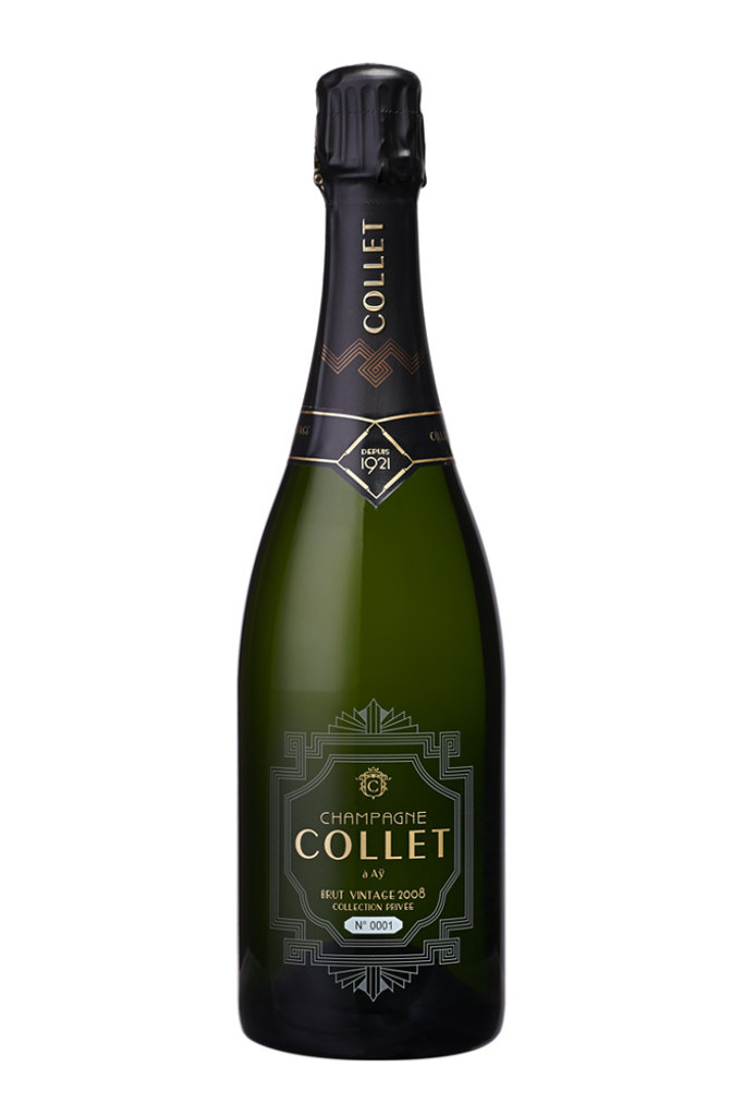 Collet Brut 2008 - Collection Privee