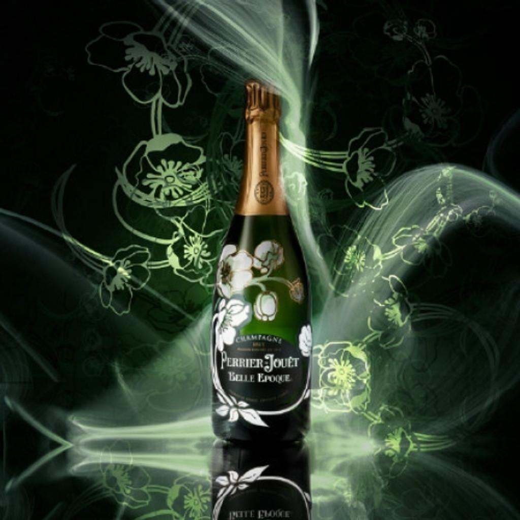Perrier-Jouet Belle Epoque Brut 2012 Luminous (Light Up Bottle)