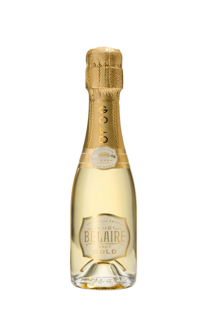 Luc Belaire Gold (187ml Mini/Split Bottle)