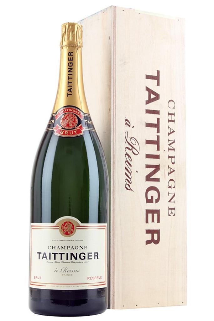 Taittinger Brut La Francaise (9L Salmanazar)