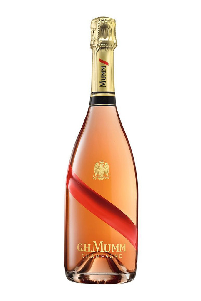 G.H. Mumm Grand Cordon Rose