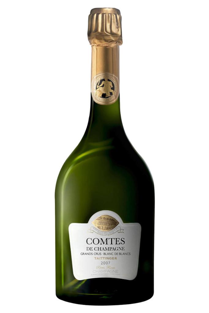 Taittinger Comtes de Champagne Blanc de Blancs 2007 (6L Methuselah)