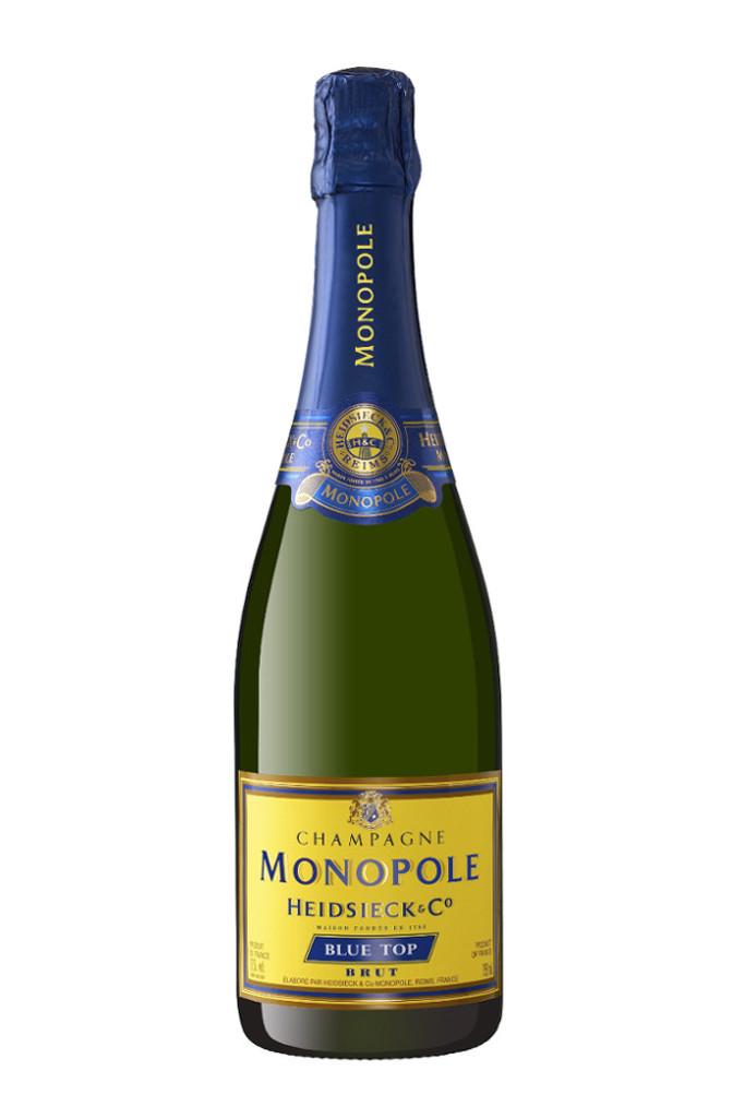 Heidsieck Monopole Blue Top Brut (375ml Half Bottle)