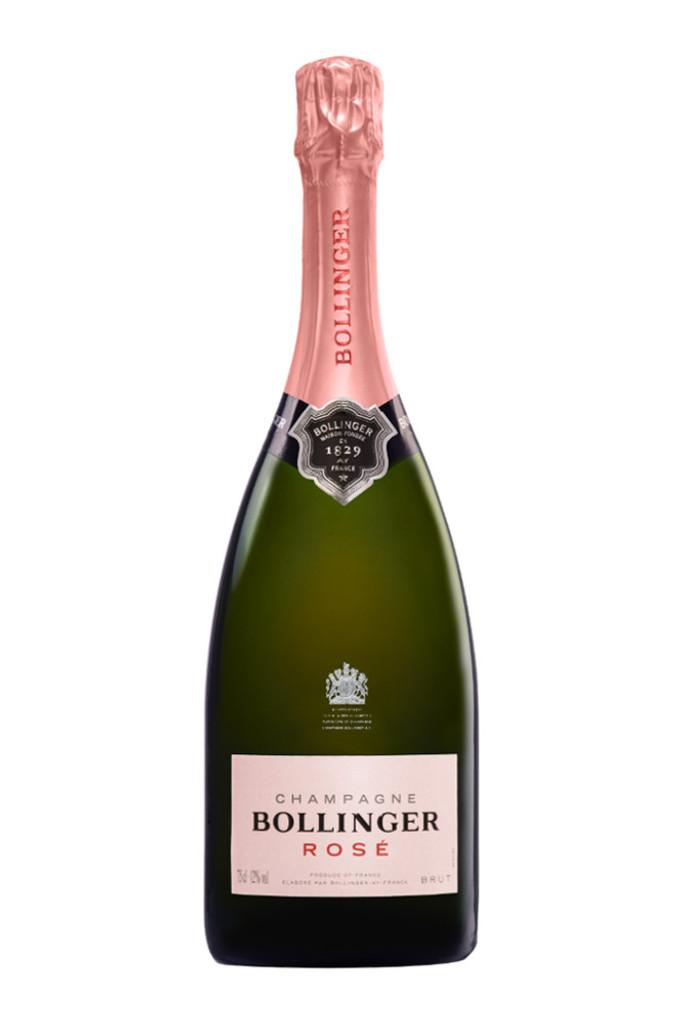 Bollinger Brut Rose (375ml Half Bottle)