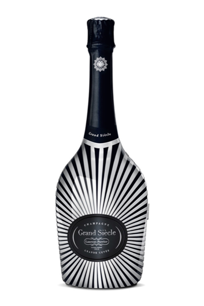 Laurent-Perrier Grand Siecle No. 24 in Metal Jacket