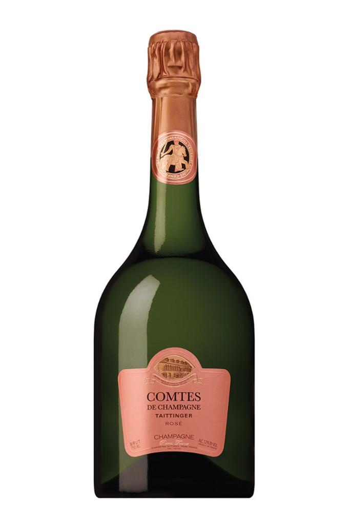 Taittinger Comtes de Champagne Rose 2007