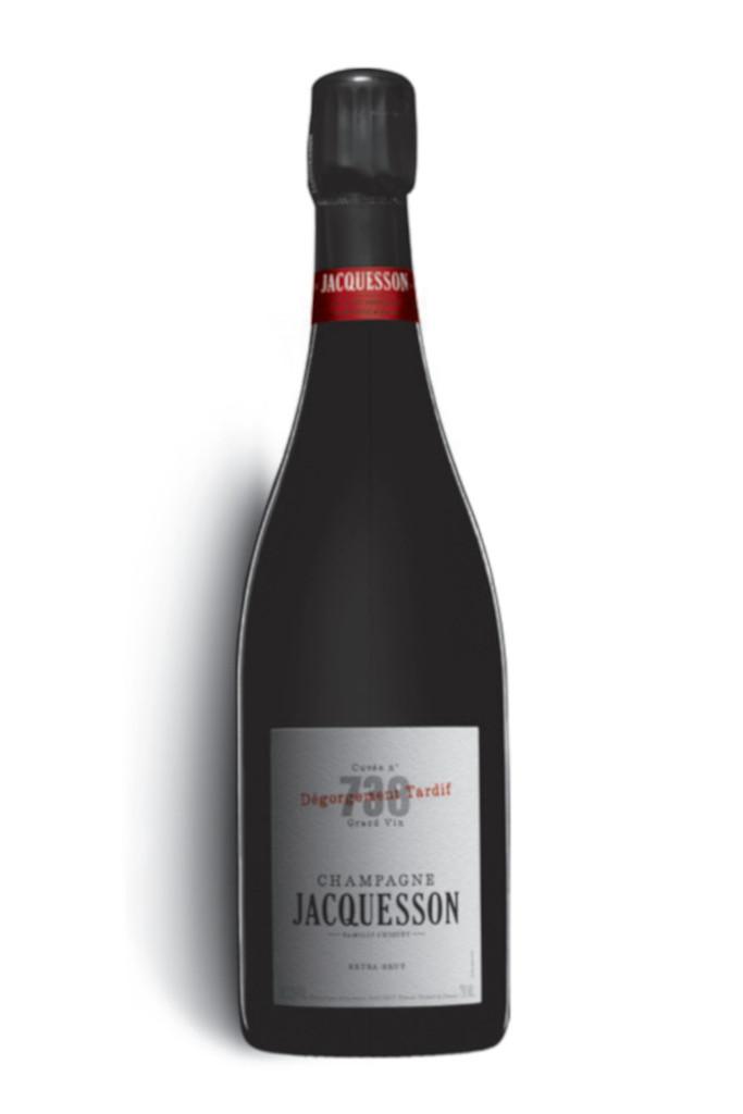Jacquesson Cuvee 738 Degorgement Tardif