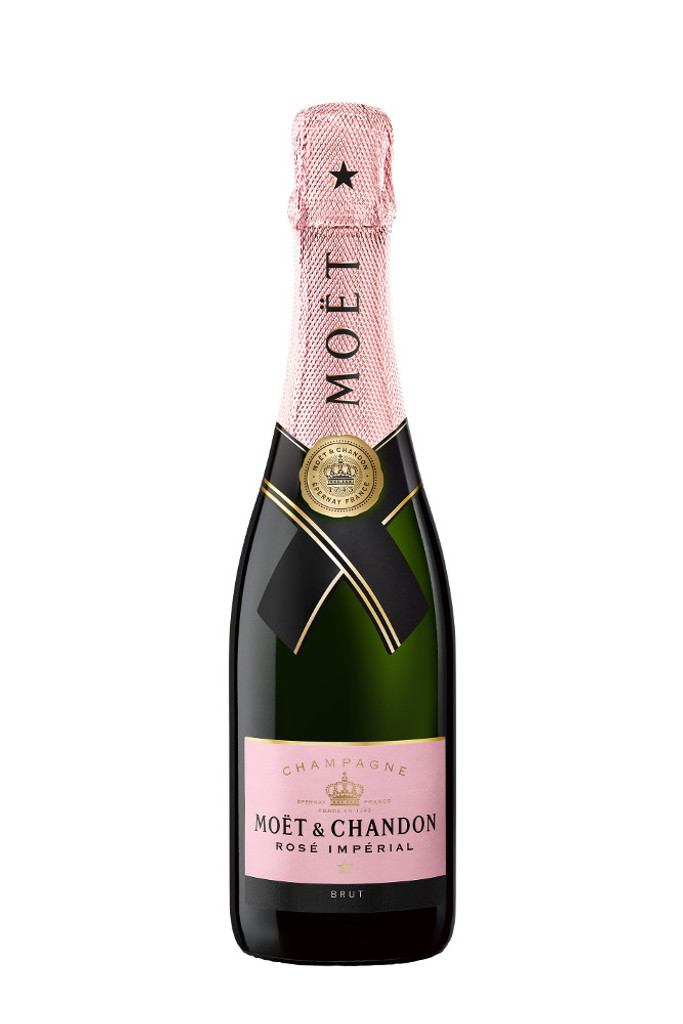 Moet & Chandon Rose Imperial (375ml Half Bottle)