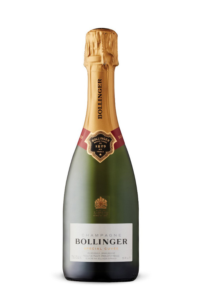 Bollinger Brut Special Cuvee (375ml Half Bottle)