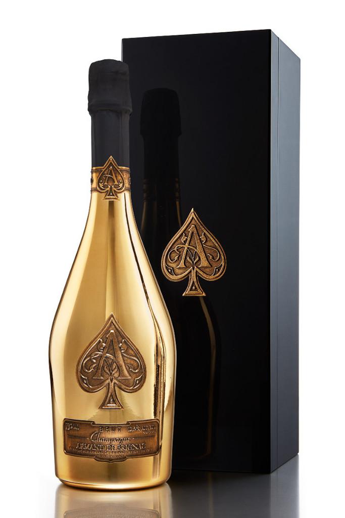 Armand de Brignac Brut Gold in Gift Box (Ace of Spades)