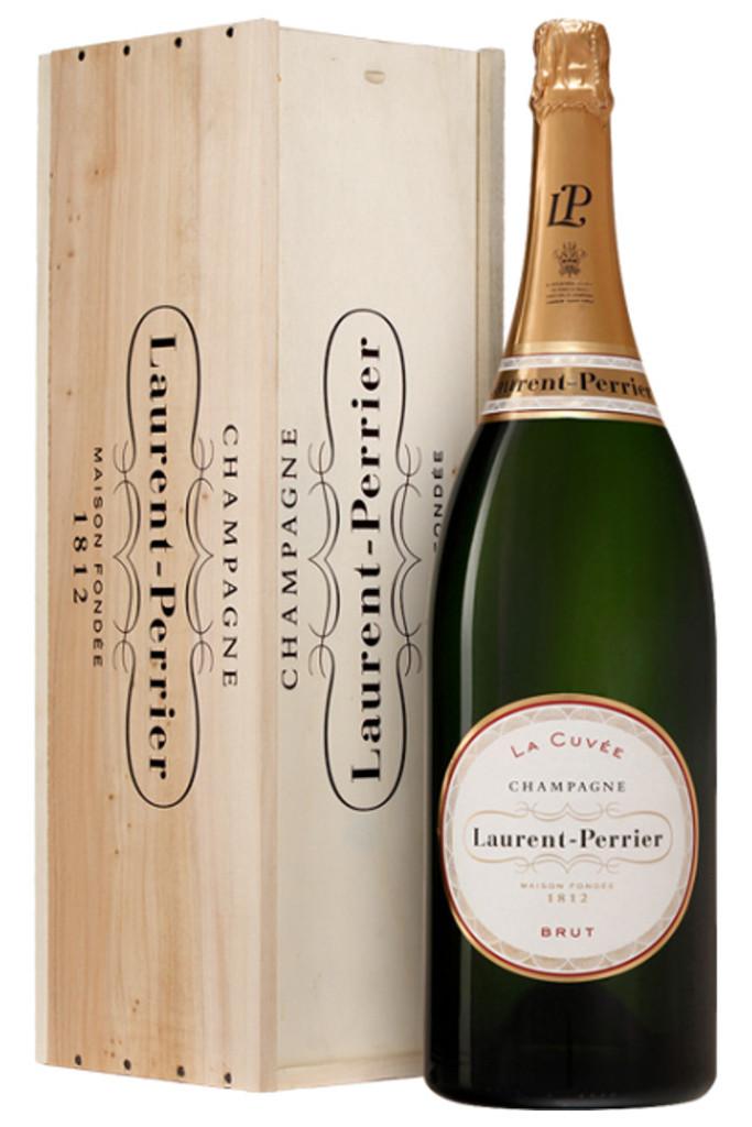 Laurent-Perrier Brut La Cuvee (6L Methuselah)
