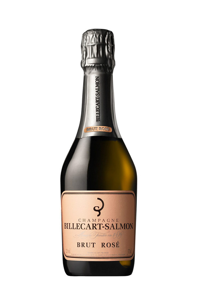 Billecart-Salmon Brut Rose (375ml Half Bottle)