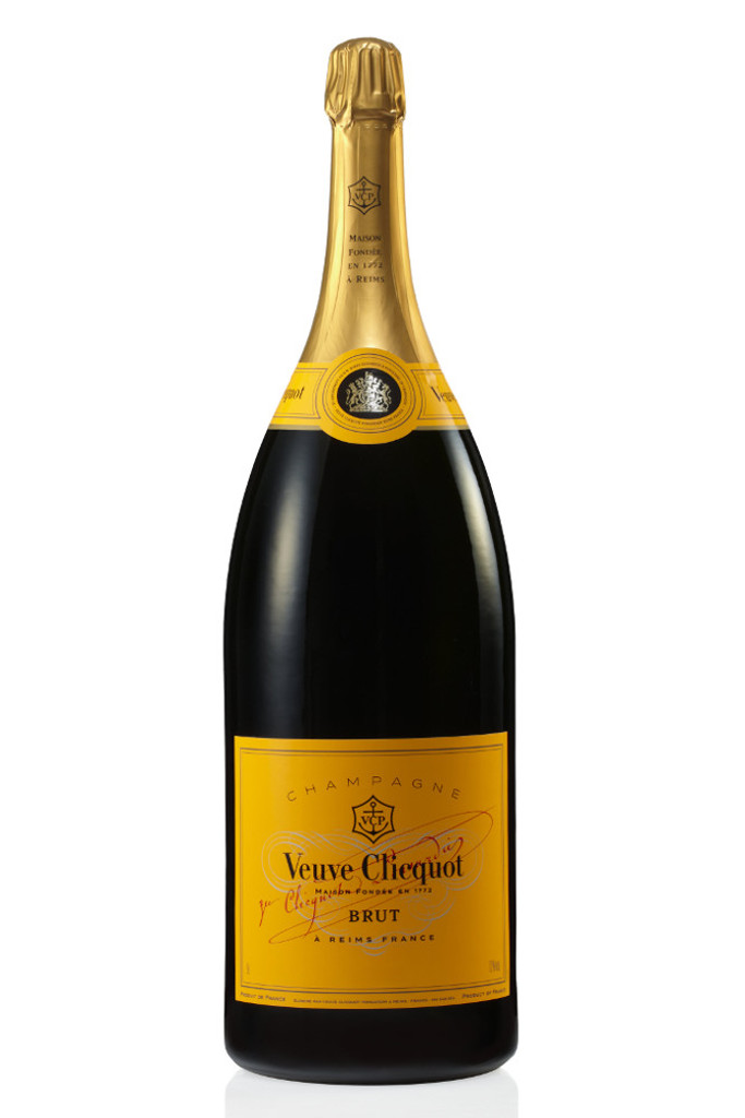 Veuve Clicquot Brut Yellow Label (9L Salmanazar)